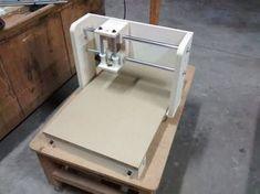DIY CNC arduino mill