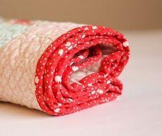 beginner quilt tutorial, start to finish by rosalyn