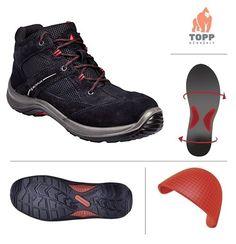 Bocanci de protectie vara usori mesh Sneakers, Shoes, Fashion, Atelier, Tennis, Moda, Slippers, Zapatos, Shoes Outlet