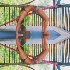 Backbend in Panama, Stephanie Schechter, yoga reflection. Photo by Janet Schechter. Surf Photo Friday on Jettygirl. Sup Yoga, Surf Trip, Paddle, Gladiator Sandals, Panama, Lifestyle Blog, Surfing, Thong Bikini, Friday