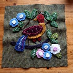 Susis Quilts: The Next Three blocos Caswell