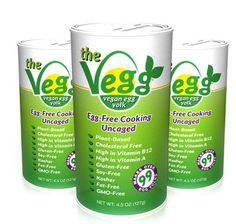 The Vegg - Vegan Egg Yolk Replacer