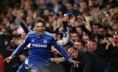 Fernando Torres is one of the hansome soccer player.