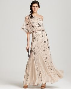 Adrianna Pappell Gown for Mother of the Groom