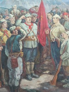 Albanian socialist realism