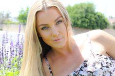 Gorgeous Amber Nichole Miller #UFCAmberNicholeMiller  Hair & makeup by Bonnie B