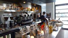 Espressofabriek - High grade coffees in the Westerpark