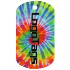 The source for custom dog tags. Custom Dog Tags, Dog Tags Military, Free Dogs, Embossed Logo, Tie Dye, Classic, Prints, Color, Style