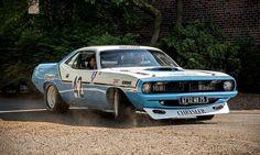 1970 Chrysler race car