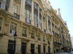 Calle Marqués de Molins Albacete Edificio Cabot