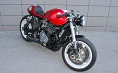 Suzuki Cafe Racer by Simone Panico #motorcycles #caferacer #motos | caferacerpasion.com
