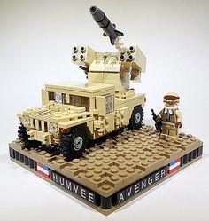 "Humvee ""Avenger"" by Project Azazel, via Flickr"