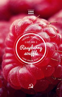 Raspberry souffle | Soviet Cooking | Almost forgotten recipes