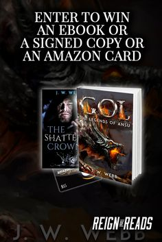 Win a $15 Amazon Gift Card, Signed Copies or eBooks from Author J.W. Webb http://www.reignofreads.com/giveaways/win-a-15-amazon-gift-card-author-j-w-webb/?lucky=73485 via @ReignOfReads #Giveaway