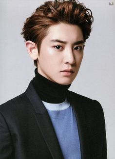[SCAN] Chanyeol for the EXO'luXian Brochure Cr: Oliv