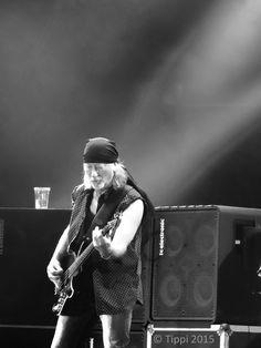 #deeppurple #rogerglover #live in #Hamburg Roger Glover, Deep Purple, Rock, Live, Concert, Art, Hamburg, Homes, Craft Art