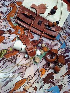 The Hermes Birkin - Brown on Pinterest | Hermes Birkin, Hermes and ...