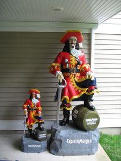 Captain Morgan Pirate Commercial