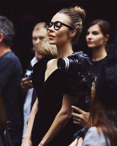 {fashion inspiration   style icon : ulyana sergeenko}   Flickr - Photo Sharing!