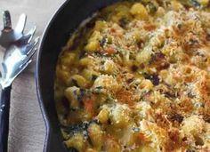 |   Veggie Loaded Mac N Cheese