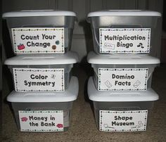 shoebox learning centers - Google Search
