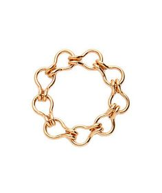 Are you linked in? Stay current with trendy yet classic chain-link necklaces, bracelets, and more jewlery.