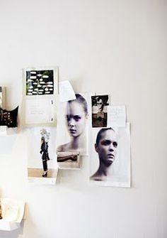 idea on wall
