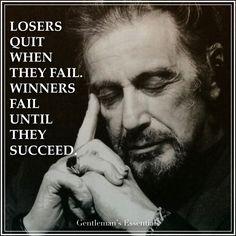 Truth to success Quote     www.gentlemans-essentials.com
