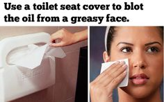 Your face won't be greasy. | 44 Reasons Why Your Life Will Be So Much Easier In 2013