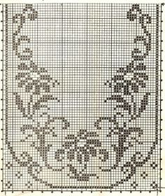 Kate Marchbanks 5586 Daisy TV doily square 17x17