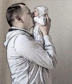 Vaterliebe / Paternal love @Bazaart