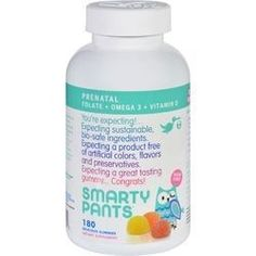 34.02$  Watch here - http://viwcw.justgood.pw/vig/item.php?t=uihxop2906 - SmartyPants Prenatal Vitamins - Gummies - 180 Count 34.02$