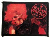 Hanoi Rocks - 'Michael Monroe' Photo Patch
