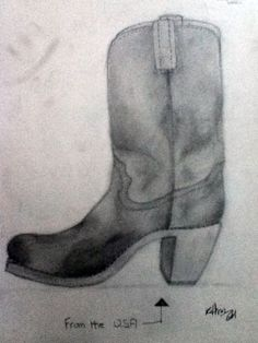 Pencil drawing, 2010. Main Theme, Pencil Drawings, Mixed Media, Boots, Pattern, Crotch Boots, Patterns, Shoe Boot, Model