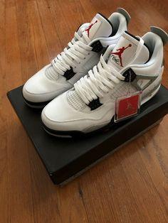 3b20babc79f 51 Best Jordan 4's Gang images | Nike air jordans, Air jordan shoes ...