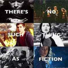 There's no such thing as fiction
