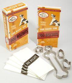 You Bake 'Em Dog Biscuits