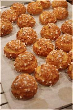 Pâte à chouquettes de Thomas Boursier – Mes brouillons de cuisine