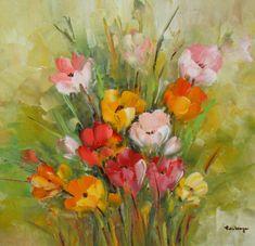 Nu știu ce flori sunt acestea, rog cunoscătorii să își dea cu părerea ;) Painting, Art, Art Background, Painting Art, Kunst, Paintings, Performing Arts, Painted Canvas, Drawings