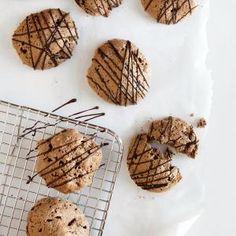 Chocolate-Coconut Macaroons | MyRecipes.com #myplate #grain