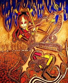 Adien and the poppy fields by Twilightsoma on @DeviantArt