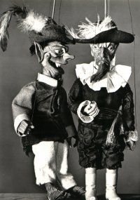History of Czech Puppetry