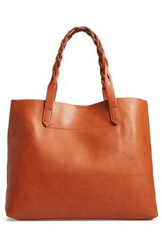 Sole Society Amal Faux Leather Tote | No