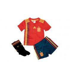 Spanien Hemmatröja Barn VM 2018 Kortärmad Vm, Barn, Sports, Tops, Fashion, Sevilla Spain, Hs Sports, Moda, Converted Barn