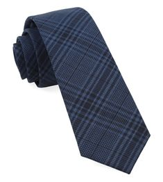 Blue Sole Plaid Ties - Navy | Ties, Bow Ties, and Pocket Squares | The Tie Bar