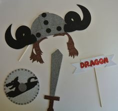 Inspired by How to Train your Dragon Photo by weddingphotobooth, $34.99
