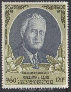 Franklin D Roosevelt Sheet Of 100 X 6 Cent US Postage Stamps NEW