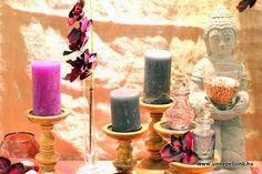 Parfüm házilag Pillar Candles, Candle Holders, Porta Velas, Candles, Candlesticks, Candle Stand