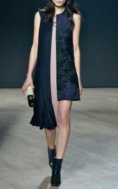 Depanda Dress by Mary Katrantzou for Preorder on Moda Operandi
