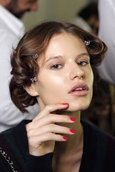 Tendencias de manicura primavera verano 2013: Luisa Beccaria
